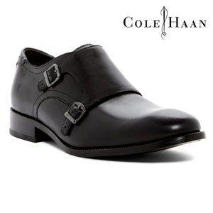 Cole Haan Double Monk Men's Slip-On Loafers